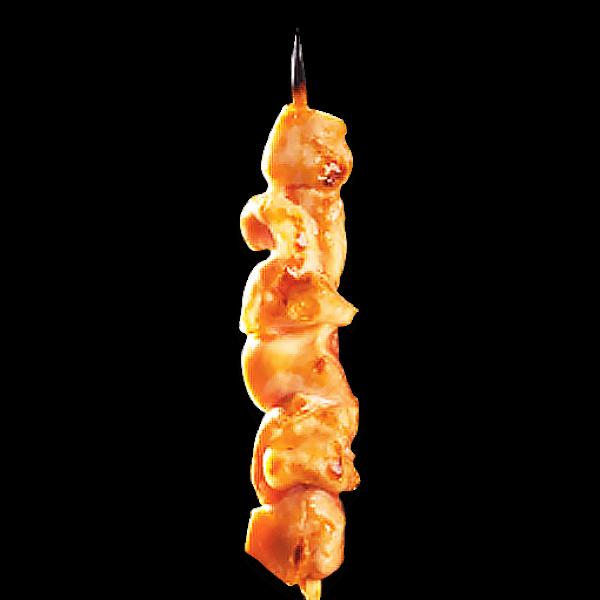 Шашлычок из филе курицы