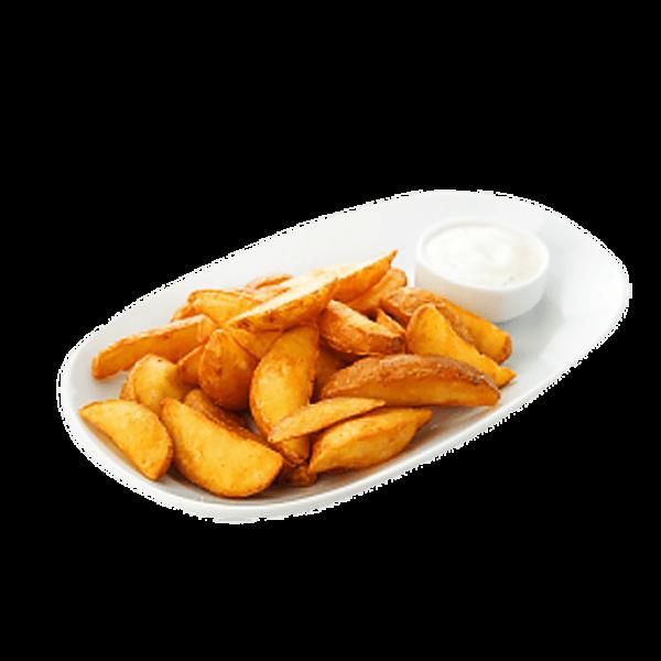 Закуска  картофельные дольки