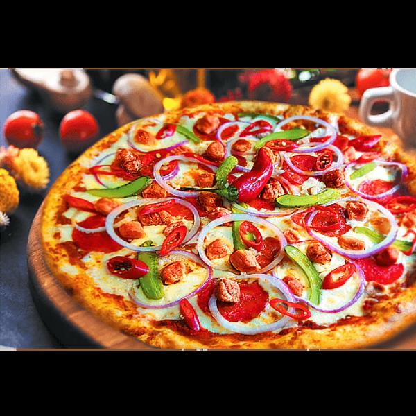 Новинка Пицца Ядерная